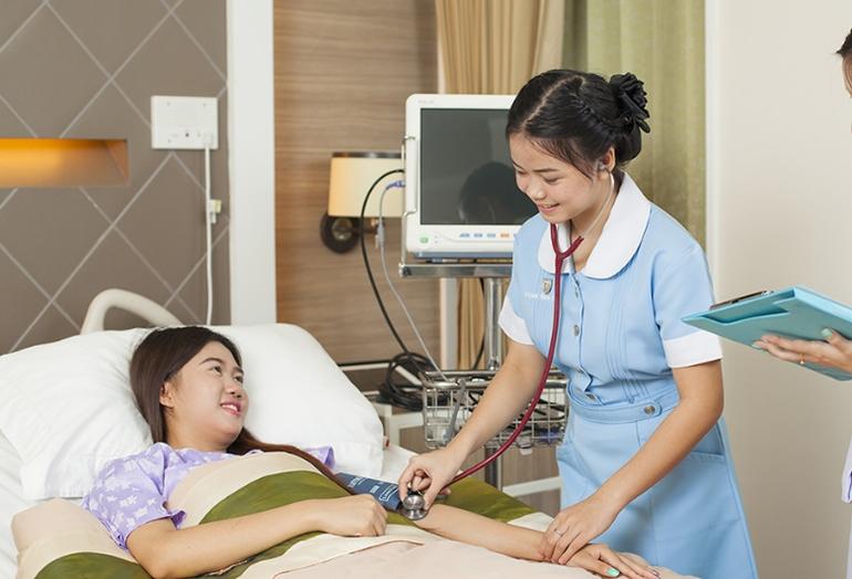 ทุนการศึกษา ผู้ช่วยการพยาบาล