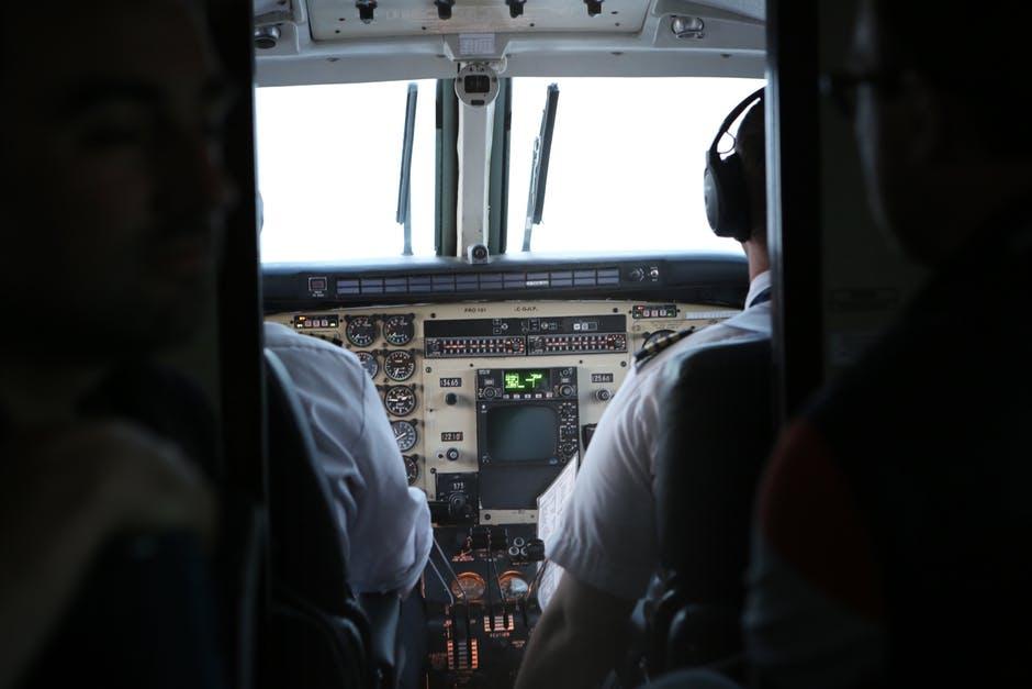 การบิน นักบิน เรียนการบิน