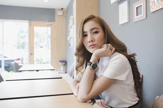 campus star cute girl คณะนิเทศศาสตร์ คลิปสาวน่ารัก คลิปสาวมหาลัย นักศึกษาน่ารัก ม.เกษมบัณฑิต แคท กล้วยไม้