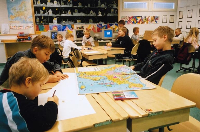 คุณภาพนักเรียน นักเรียน ประเทศฟินแลนด์ ระบบการศึกษา