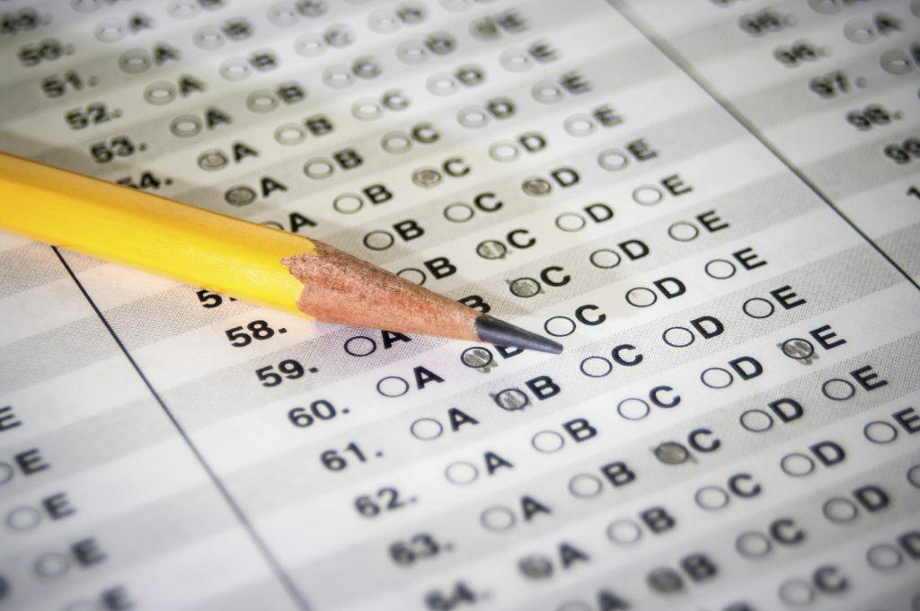 ขอดูกระดาษคำตอบในการทดสอบ GAT/PAT ครั้งที่ 2