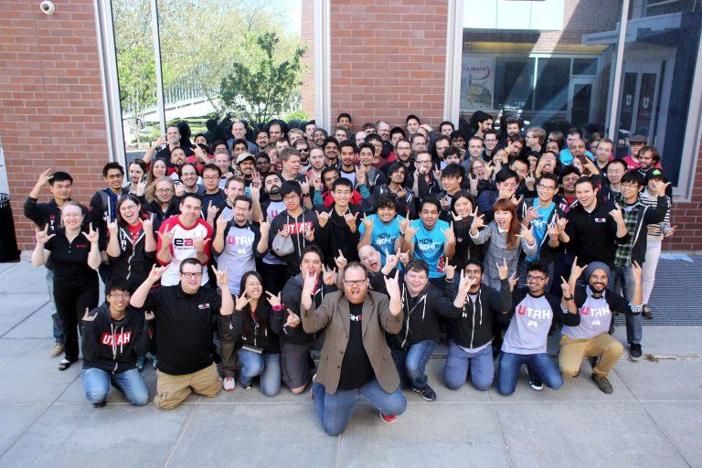 The University of Utah การแข่งขัน นักศึกษา เกม