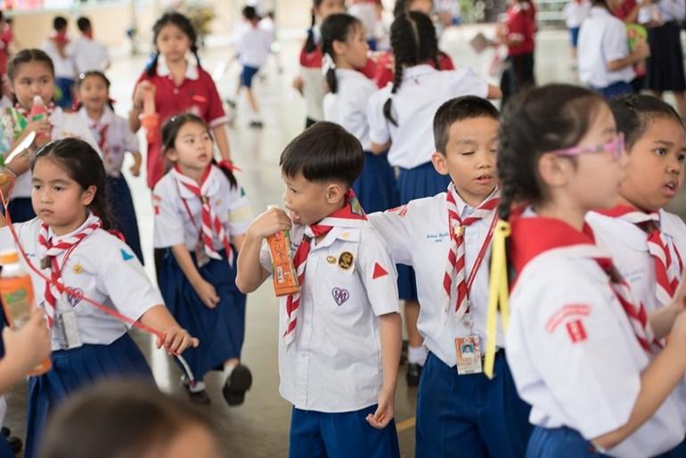 ค่าเทอม อนุบาล โรงเรียน