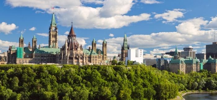 เมืองออตตาวา (Ottawa) : ประเทศแคนาดา