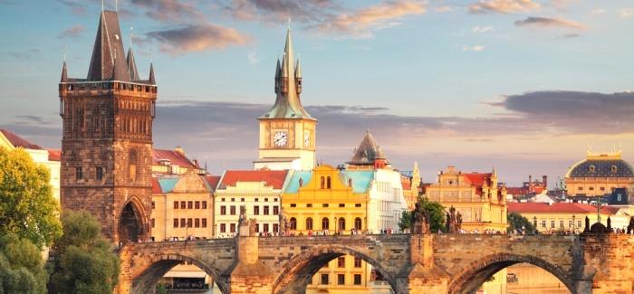 เมืองปราก (Prague) : สาธารณรัฐเช็ก