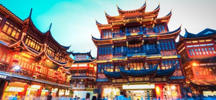 เมืองเซี่ยงไฮ้ หรือ เมืองช่างไห่ (Shanghai) : ประเทศจีน
