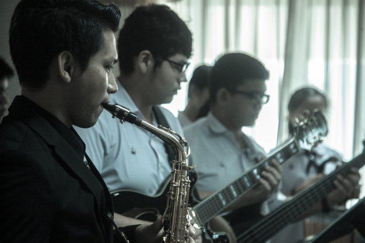 น.ร.สาธิตรามคำแหง คว้าแชมป์ Thailand Jazz Competition
