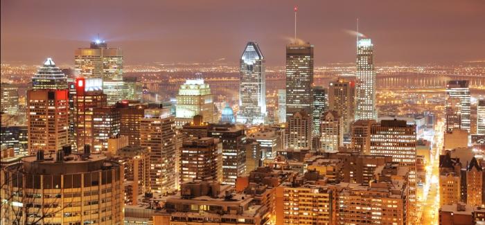 เมืองมอนทรีออล (Montreal) : ประเทศแคนนาดา