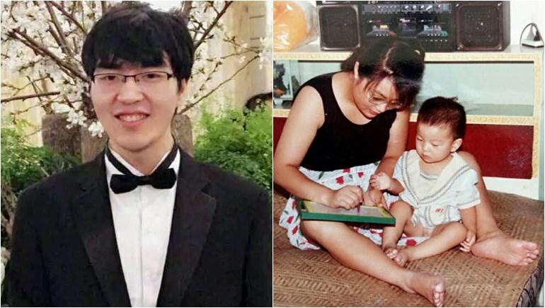 สุดยอดซิงเกิ้ลมัม!! คุณแม่ชาวจีน เลี้ยงลูกสมองพิการ 29 ปี จนสอบติดฮาร์วาร์ด