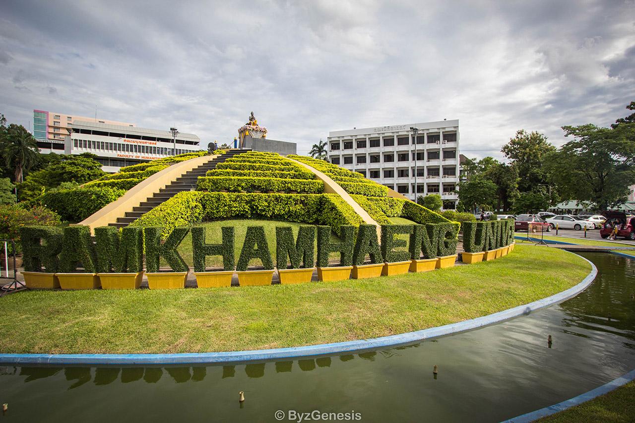 University ชื่อย่อ มหาวิทยาลัยไทย