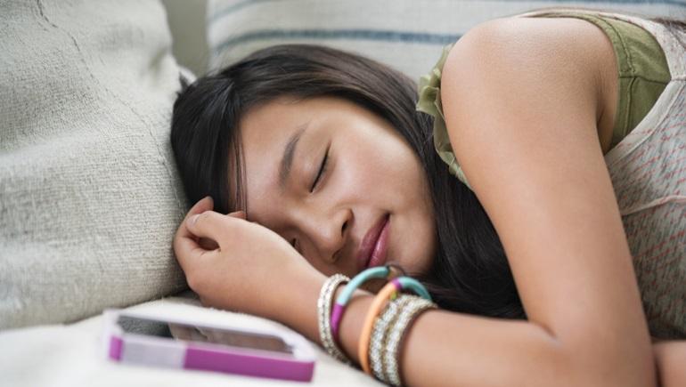 ชมรมงีบ นอนหลับ นักเรียนมัธยม โรงเรียนในสหรัฐอเมริกา