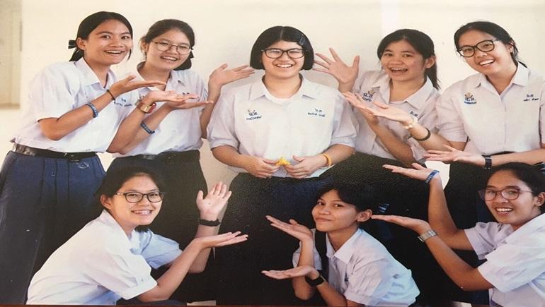 ข่าวการศึกษา คณะแพทยศาสตร์ศิริราชพยาบาล โรงเรียนเฉลิมขวัญสตรี โอเน็ต