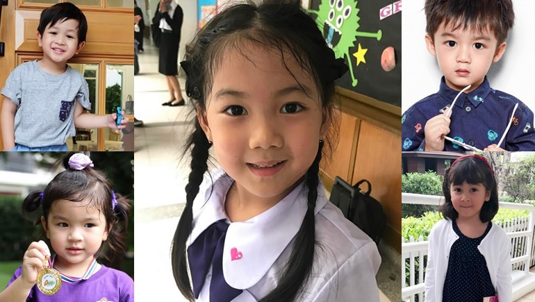 ค่าเทอม ลูกดารา ลูกดาราเรียนที่ไหน โรงเรียนนานาชาติ