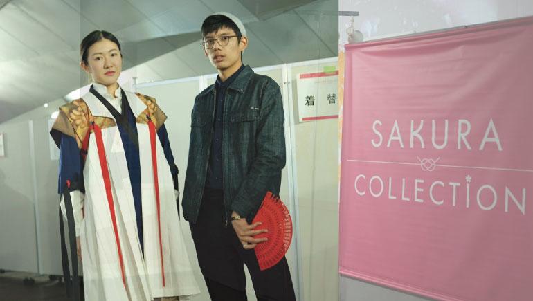 อั้ม-เตชทัต นักเรียนออกแบบแฟชั่น ดังไกลถึงญี่ปุ่น