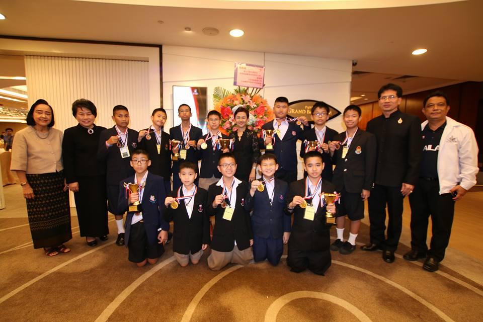 PO LEUNG KUK MATHEMATICS WORLD CONTEST 2017