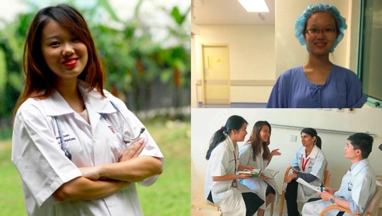 คนเก่ง นักศึกษาแพทย์ มาเลเซีย ว่าที่คุณหมอ แพทย์
