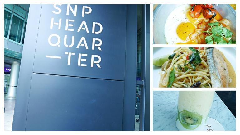 S&P SNP HEADQUARTER ตึกอิตัลไทย เมนูใหม่