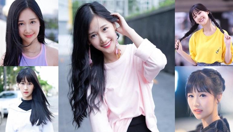 cute girl Miss Teen Thailand คุณแม่วัยใส The Series ดาราลูกครึ่ง นักแสดงวัยรุ่น สาวน่ารัก เจน รมิดา