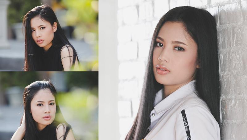 Campus Cute cute girl คลิปสาวน่ารัก คลิปสาวมหาลัย ม.สวนดุสิต สายป่าน-กัลยรัตน์