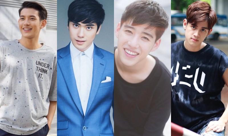 Bangkok รัก Stories Cute Boys KU Sexy Boy นักศึกษาหล่อบอกต่อด้วย หนุ่มหล่อ เดือนเกี้ยวเดือน