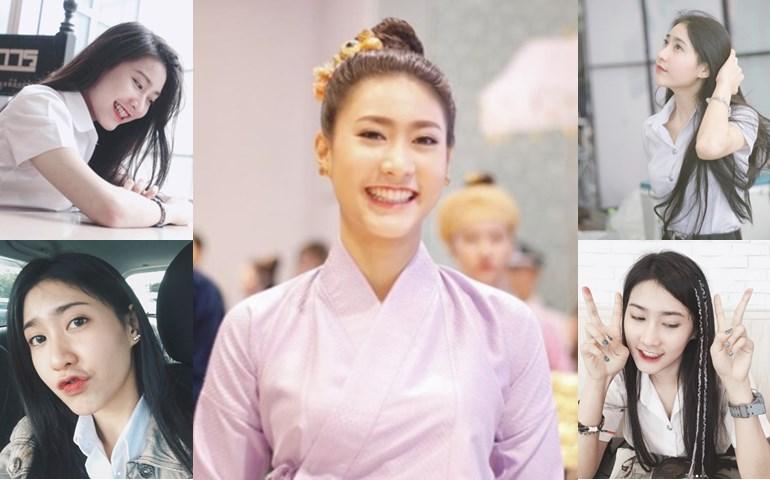 cute girl Miss Teen Thailand rsu คำแก้ว ดาราในชุดนักศึกษา รากนครา หลุยส์ ธัญชนก
