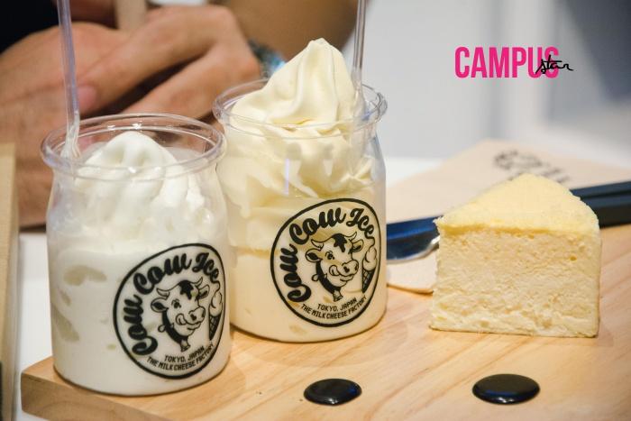 Tokyo Milk Cheese Factory ชีสเลิฟเวอร์ สยามพารากอน