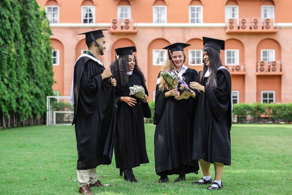 มหาวิทยาลัยลอนดอนในประเทศไทย วิทยาลัยนานาชาติเดอะรีเจ้นท์