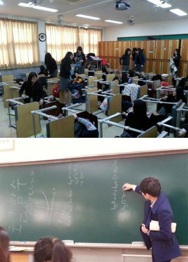 ทุ่มสุดตัว ลีลาการสอนของอาจารย์ จากทั่วโลก