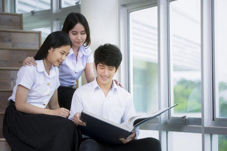 TCAS นักศึกษาใหม่ นักเรียนนานาชาติ ระบบรับสมัครนักศึกษาใหม่