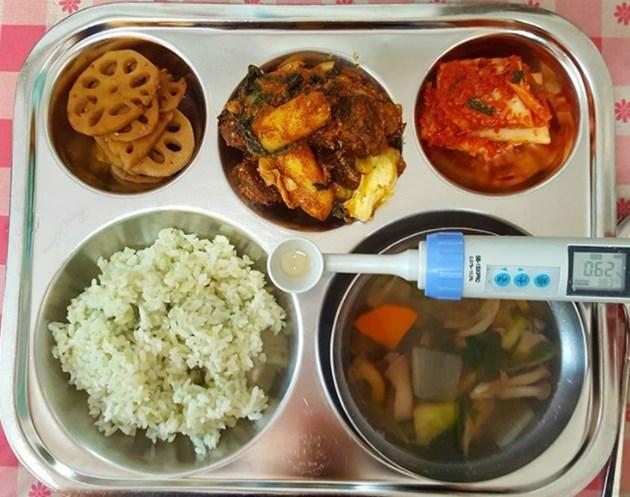 อาหารกลางวัน