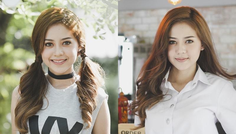 cute girl คลิปสาวน่ารัก คลิปสาวมหาลัย นักศึกษาน่ารัก นุ่น-มีนา ม.หอการค้าไทย