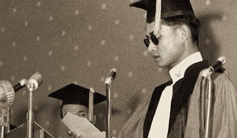 พระราชประวัติการศึกษา มหาวิทยาลัยโลซานน์ ในหลวงรัชกาลที่ 9