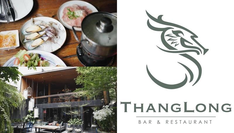 ANYWHERE Thang LongBar & Restaurant ร้านซอยหลังสวน ร้านนั่งชิล ร้านน่านั่ง ร้านอาหารเวียดนาม
