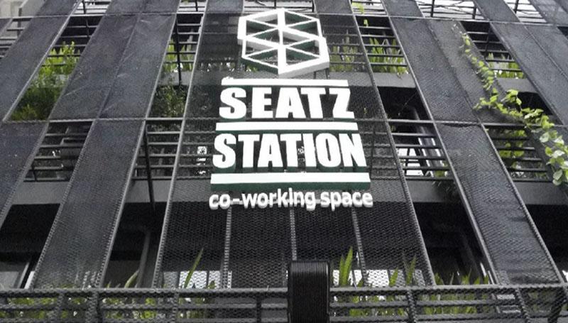 ร้าน Seatz Station ร้านแถว ม.เกษตร