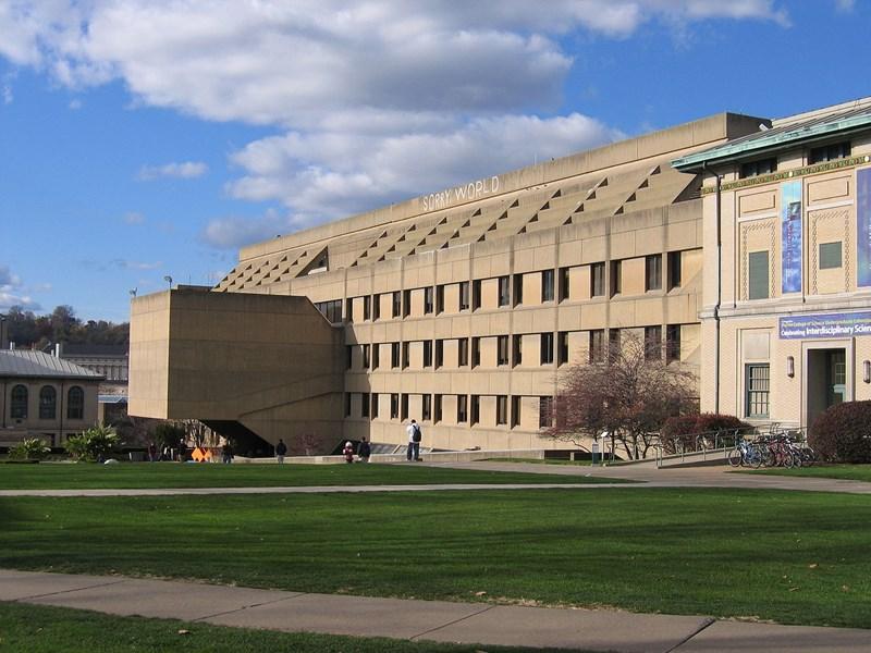 อาคารเรียนคณะวิทยาการคอมพิวเตอร์มหาวิทยาลัยคาร์เนกีเมลลอน