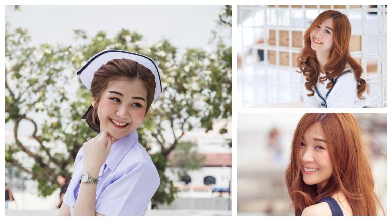 issue54 พยาบาลสาวสวย เน็ต-กันยารัตน์ โรงพยาบาลศิริราช ปิยมหาราชการุณย์