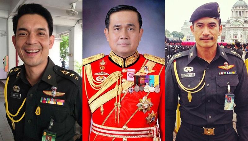 ทหาร นักเรียนทหาร โรงเรียนเตรียมทหาร