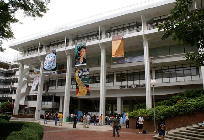 อันดับ 1 มหาวิทยาลัยแห่งชาติสิงคโปร์ (NUS)