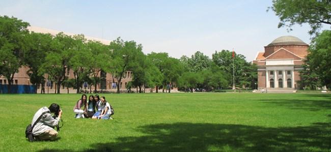 อันดับ 4 มหาวิทยาลัยชิงหฺวา