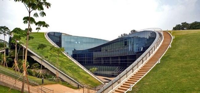 อันดับ 5 มหาวิทยาลัยเทคโนโลยีหนานหยาง (NTU)