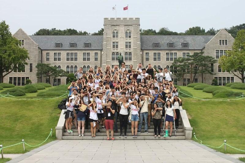 ทุนการศึกษา นักศึกษาต่างชาติ ประเทศเกาหลีใต้ ปริญญาตรี ปริญญาเอก ปริญญาโท มหาวิทยาลัย เรียนต่อต่างประเทศ