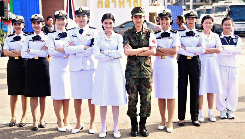 ทหาร ทหารทุกเหล่าทัพ ทหารหญิง แนะแนวการศึกษา