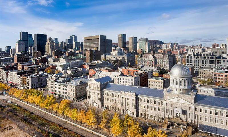1. มอนทรีออล (Montréal)