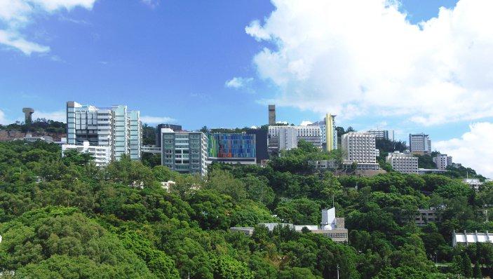 อันดับ 10มหาวิทยาลัยจีนแห่งฮ่องกง