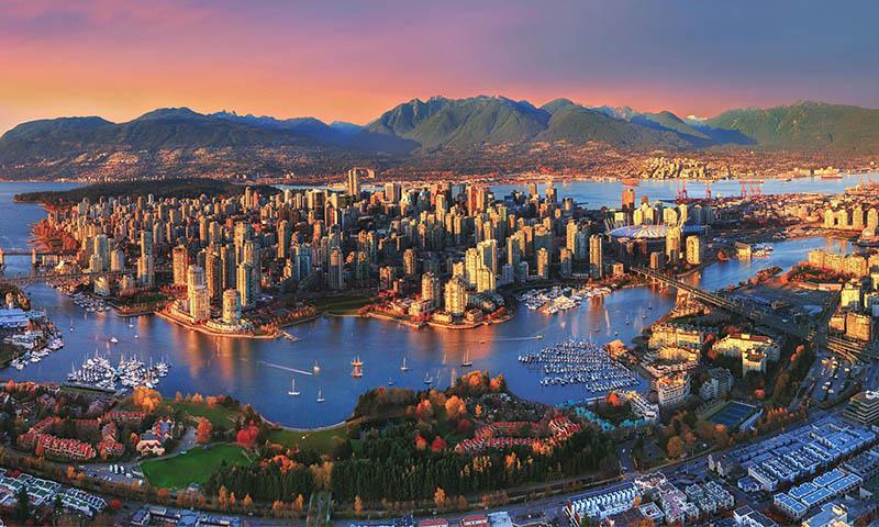 10. แวนคูเวอร์ (Vancouver)