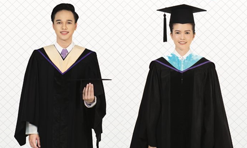 บัณฑิต พิธีพระราชทานปริญญาบัตร มหาวิทยาลัย