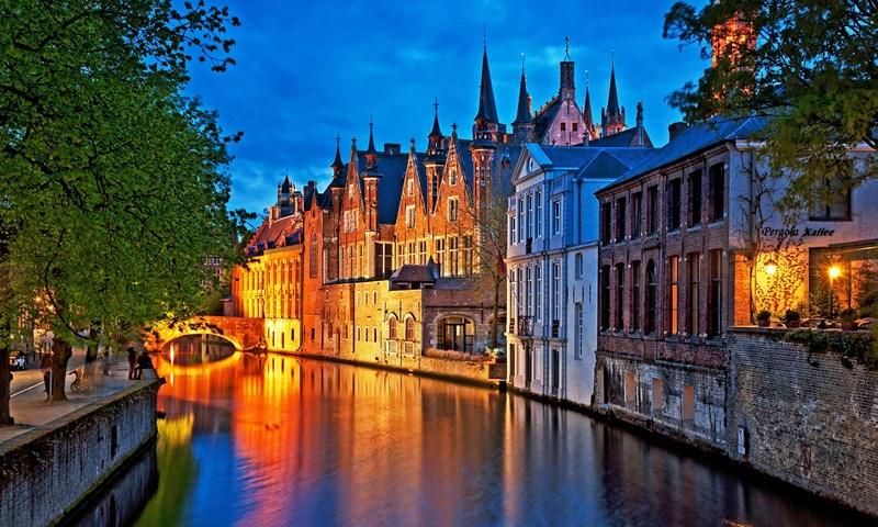 ประเทศเบลเยียม (Belgium)