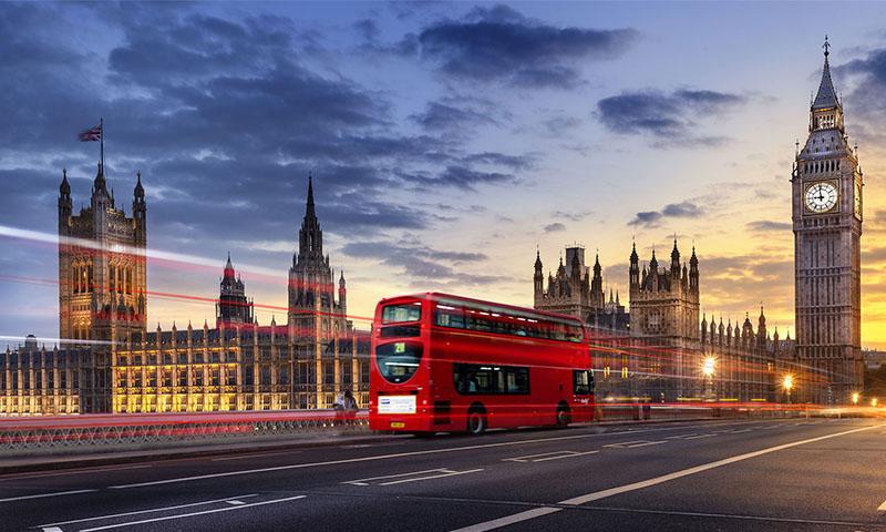3. ลอนดอน (London)