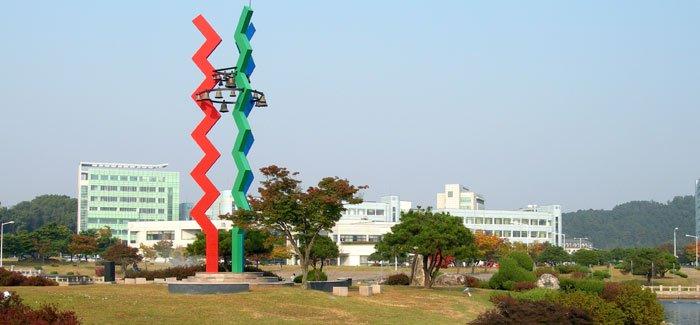 อันดับ 4 สถาบันชั้นสูงวิทยาศาสตร์และเทคโนโลยีเกาหลี