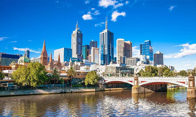 5.เมลเบิร์น (Melbourne)